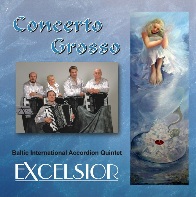 Baltic International Accordion Quintet 